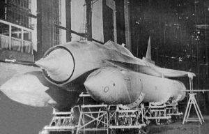 Сверхзвуковая двухступенчатая межконтинентальная крылатая ракета наземного базирования «Буря»