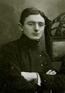 Дзига Вертов (Давид Кауфман), 1913 г.