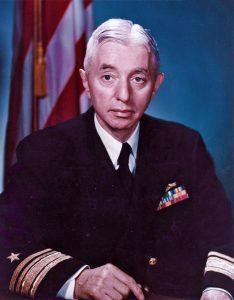Хайман Риковер в 1955 году