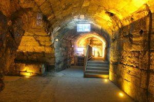 Одна из самых больших загадок – иерусалимские подземные туннели