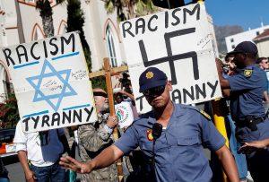 Демонстрация в ЮАР