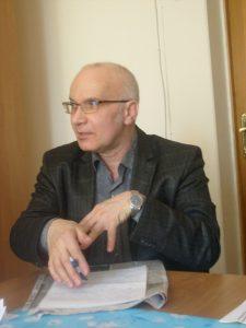 Геннадий Костырченко