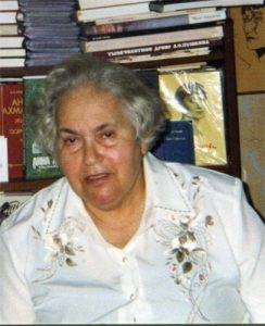 Евдокия Мироновна Ольшанская
