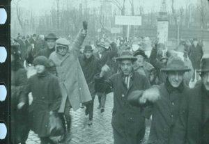 «Гони жидов, спасай Утопию»: акции протеста против еврейского «засилья» в экономике, науке и искусстве