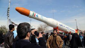 Иранская ракета «Симорг»