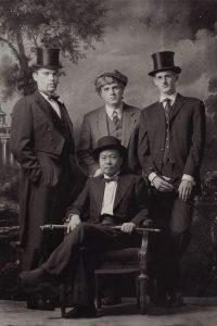 Члены банды Мишки Япончика