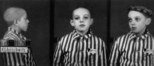 Анатолий Ванукевич в Освенциме в 1943 году