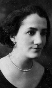 Полина Натановна Беленькая