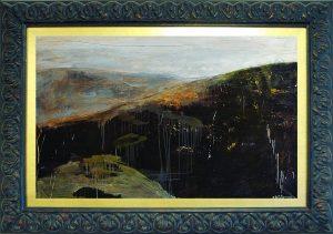 «Вид на Иудейскую пустыню с горы Скопус»