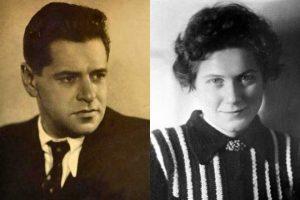 Алексей Каплер и Светлана Аллилуева