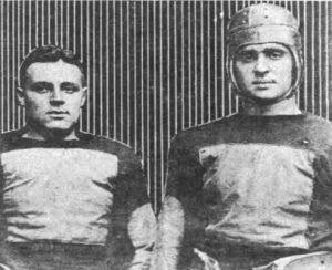 Братья Ральф (слева) и Арнольд Хорвин