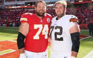 Братья Джефф (слева) и Митч Шварц