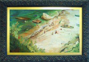 Картина: «Берег моря»