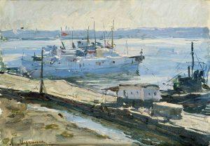 «Рыбпорт Ильичевска», 1960 год