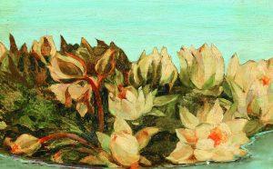 «Водяные лилии», 30-е годы