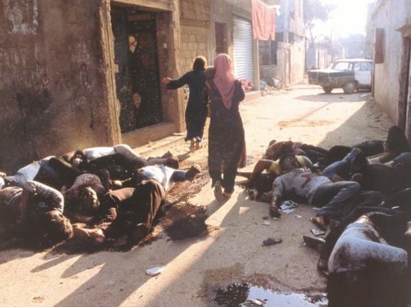 Резня в Дамуре