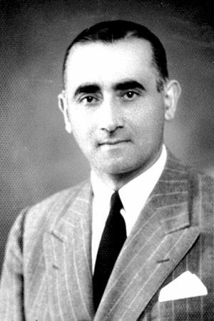 Мэр Лукас Каррер (1909-1985)