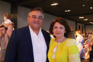 Геннадий и Юлия Надоленко
