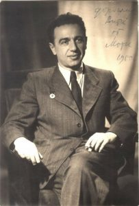 Матвей Исаакович БЛАНТЕР