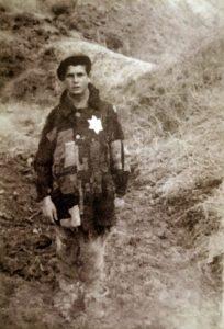 Еврейский юноша, выживший в Богдановской резне