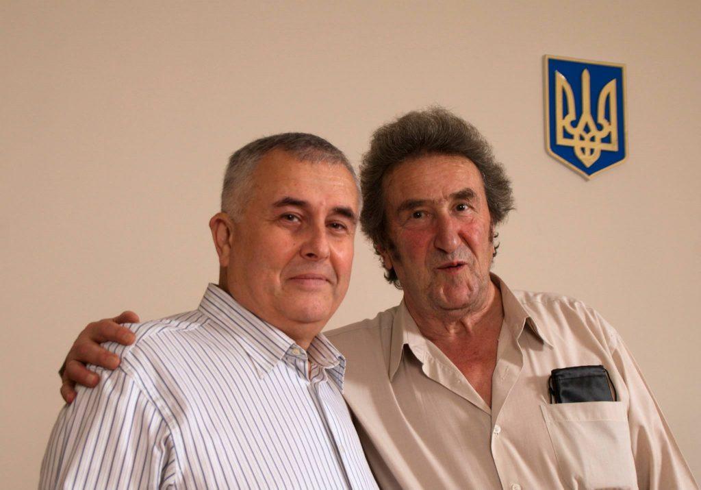 С Игорем Губерманом