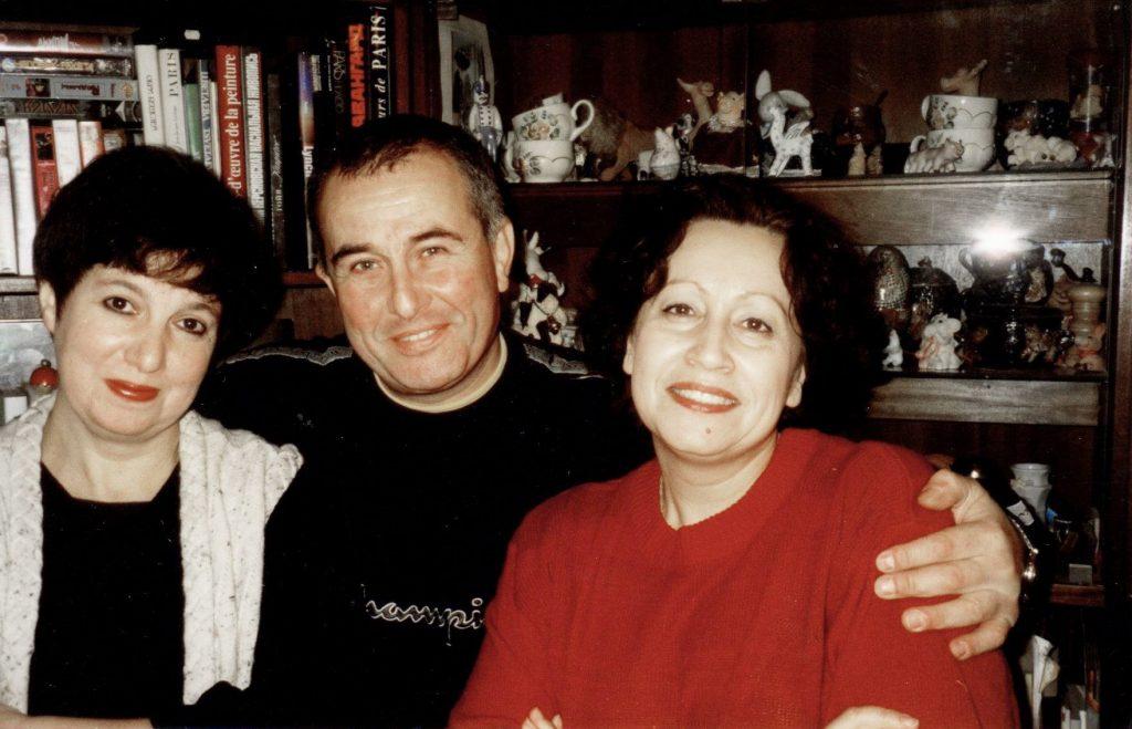 С Вероникой Долиной и Диной Рубиной