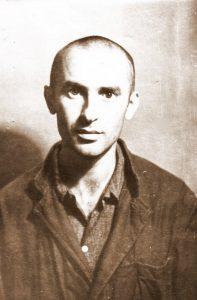 Борис Кочубієвський після суду. Київ 1969 р.
