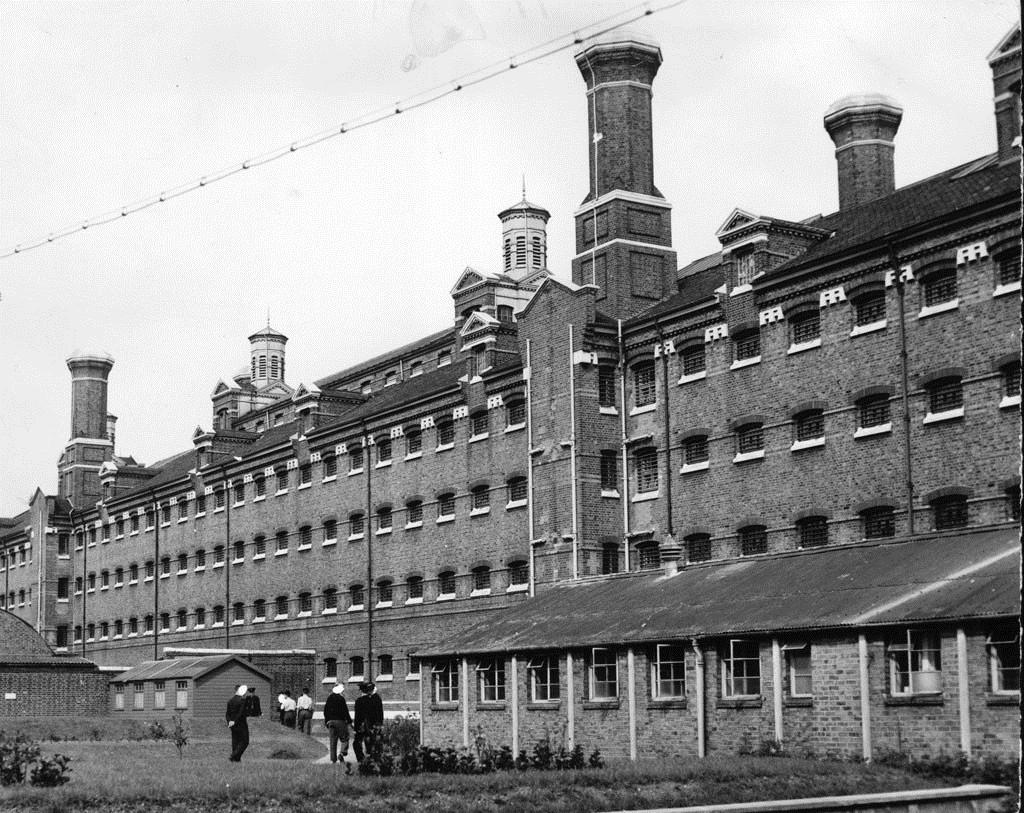Тюрьма, из которой сбежал Джордж Блейк