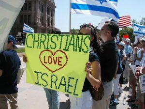 Благородная миссия христианских сионистов