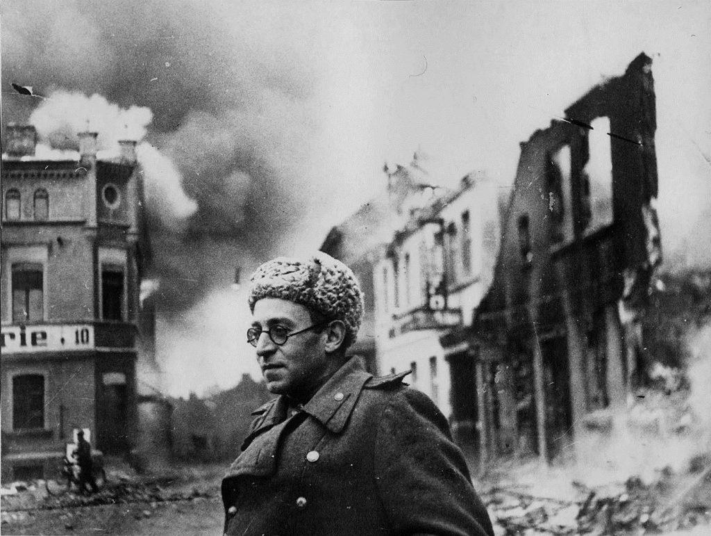 Василий Гроссман в Германии, 1945 год