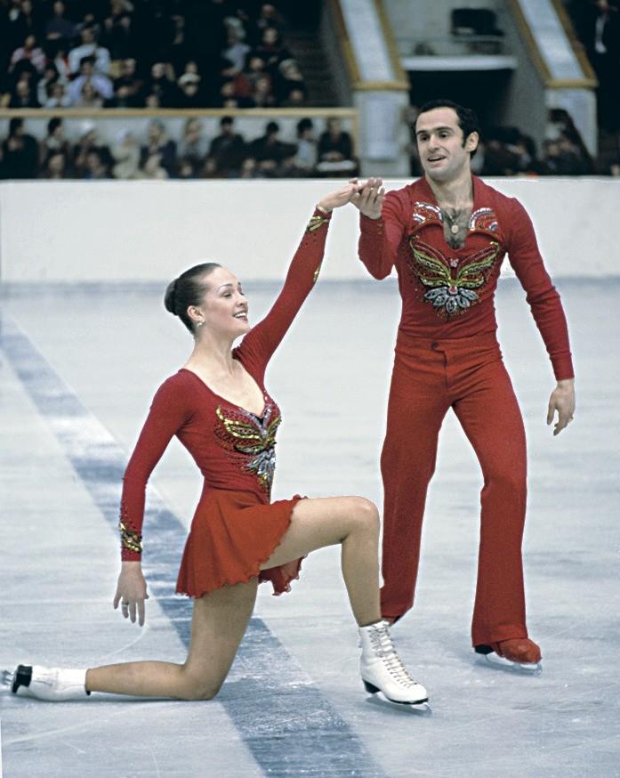 Геннадий Карпоносов и Наталья Линичук