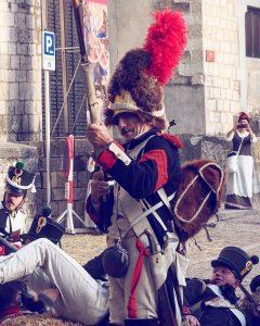 Историческая реконструкция «Испанская наполеоновская кампания», Жерона