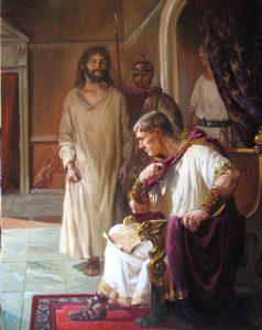 Иисус из Назарета и Понтий Пилат
