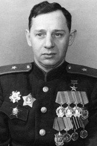 Зальцман Исаак Моисеевич