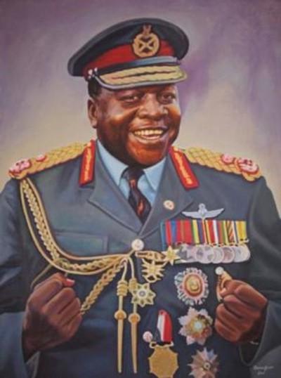 Угандийский диктатор Иди Амин был людоедом не только в переносном смысле