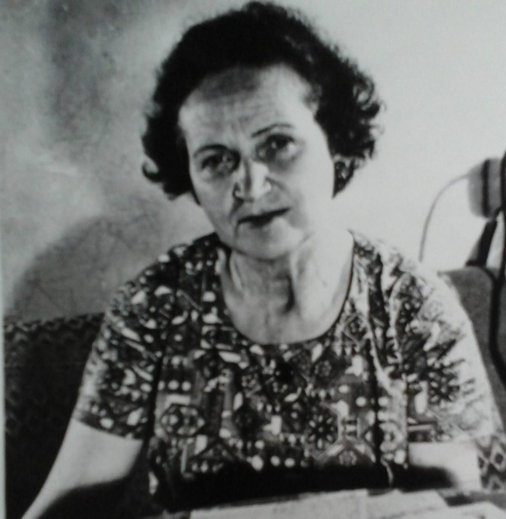 Дина Проничева
